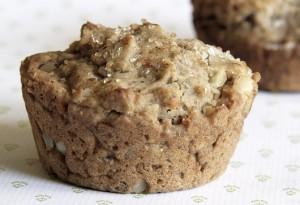 Lemon Myrtle Macadamia Muffins