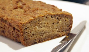 Orange Chia Seed Loaf