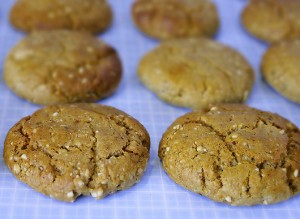 Home-Made Protein Cookie