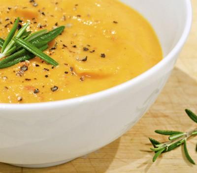 Ginger Butternut Pumpkin Soup
