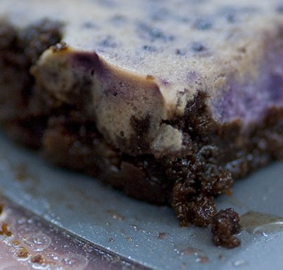 Blueberry Ricotta Cheesecake
