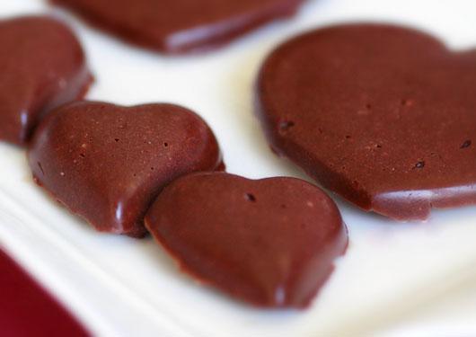 Raw Coconut Chocolate