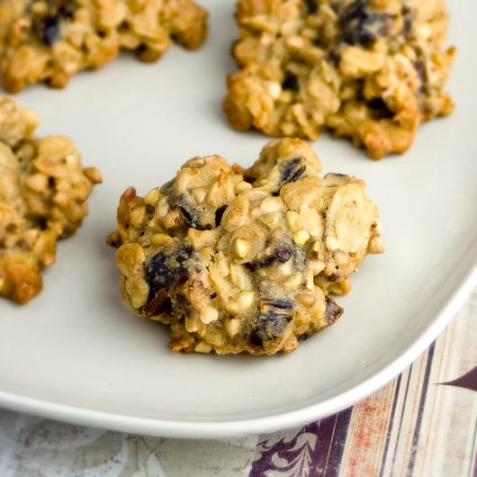 Date & Oat Protein Cookies
