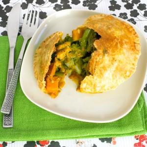 Chicken Tikka Masala Pie