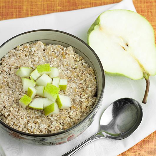 Om Nom Ally - Raw Buckwheat Porridge