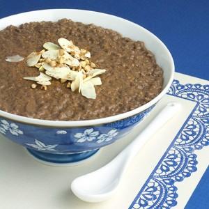 Choc Chai Chia Pudding