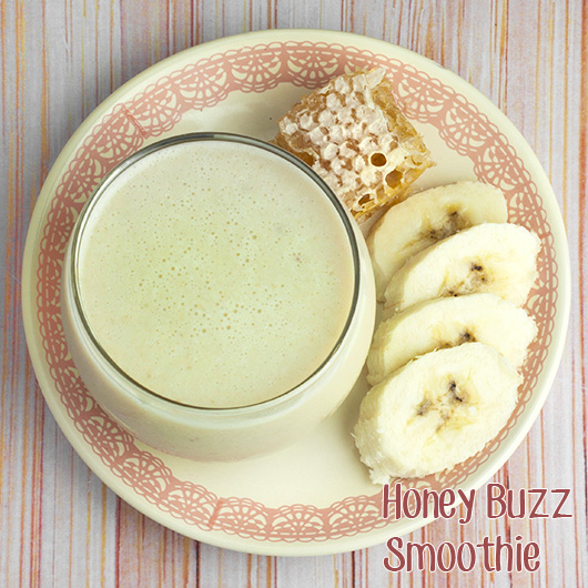 Om Nom Ally - Honey Buzz Smoothie