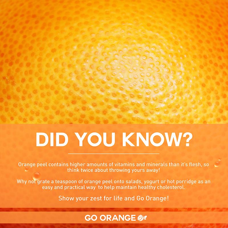 Go Orange_Orange Peel