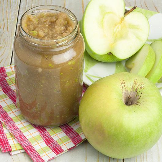 Om Nom Ally - Raw Instant Apple Sauce