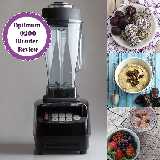 Optimum 9200 Blender Review
