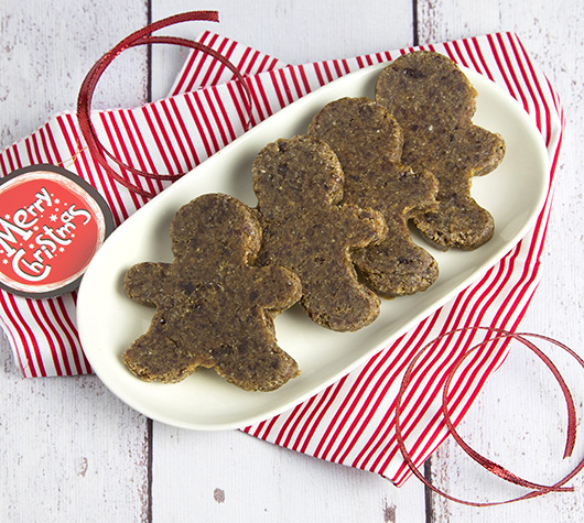 Raw Gingerbread Men - Om Nom Ally
