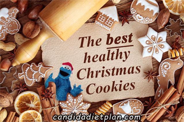 Healthy Christmas Cookies 2013