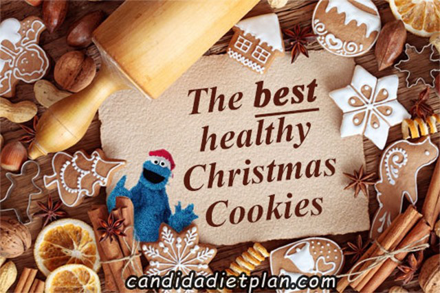 Healthy Christmas Cookies 2013