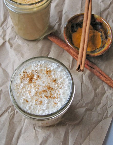 Soothing Spiced Smoothie with Turmeric