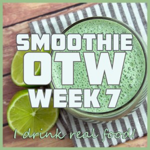 Smoothie Of The Week 7 + Lime & Date Protein Smoothie