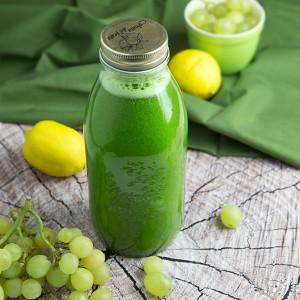 Fermented Green Grape Lemonade   Om Nom Ally