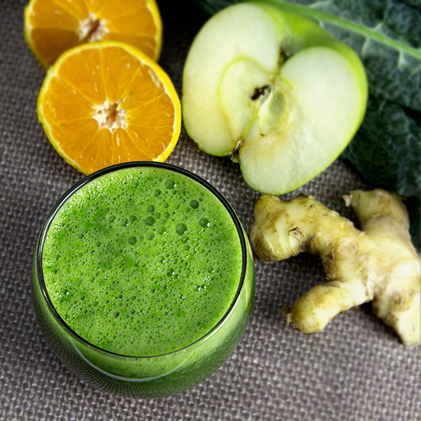 Green Adrenal Tonic Smoothie   Om Nom Ally