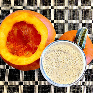 A Passion for Pumpkins: 25 Pumpkin Smoothie Recipes - Urban Naturale