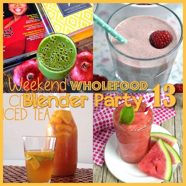 Weekend Wholefood Blender Party (13) - Om Nom Ally