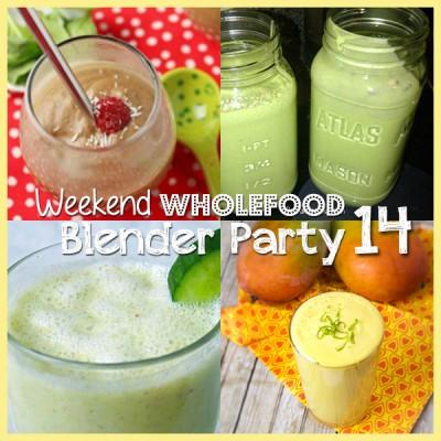 Weekend Wholefood Blender Party | Om Nom Ally