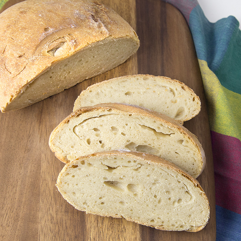 Sourdough Bread for Beginners - Om Nom Ally