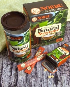 Product Review: Norbu Natural Sweetener @OmNomAlly