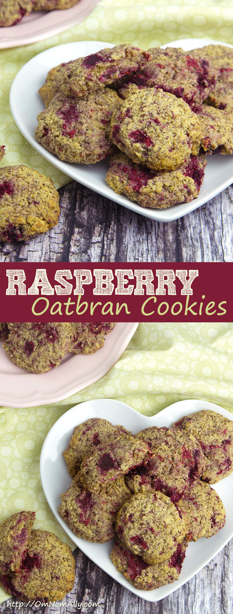 Product Review: Norbu Natural Sweetener + Raspberry Oatbran Cookies OmNomAlly