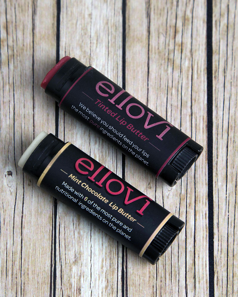 Product Review: Ellovi Mint Chocolate Butter + Lip Butter
