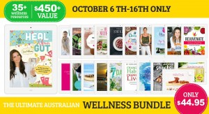 What happens when 30 of Australia's top healthy living experts come together to contribute their best eBooks to one very special package? Welcome to the Ultimate Australian Wellness Bundle!