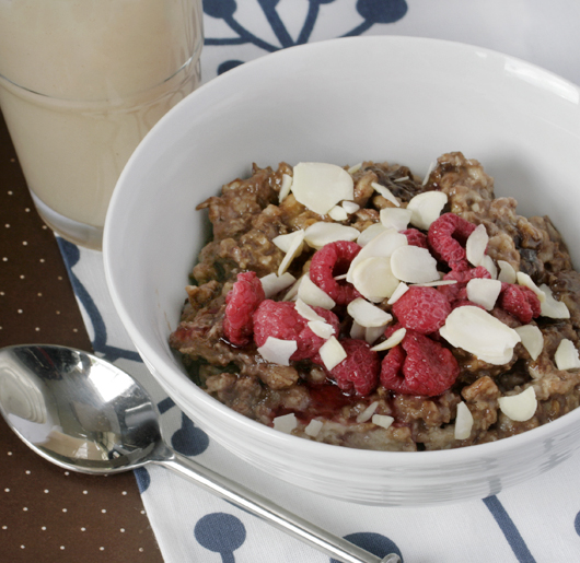 Cacao Molasses Oats