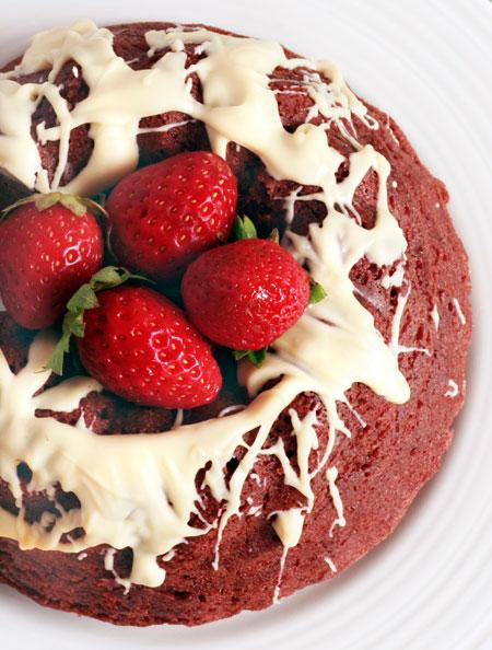 Chocolate Ricotta Bundt Cake