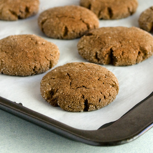 Gluten Free Chocolate & Cardamom Cookies