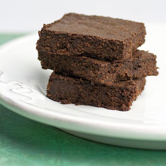 Om Nom Ally - Almond Flour Espresso Brownies