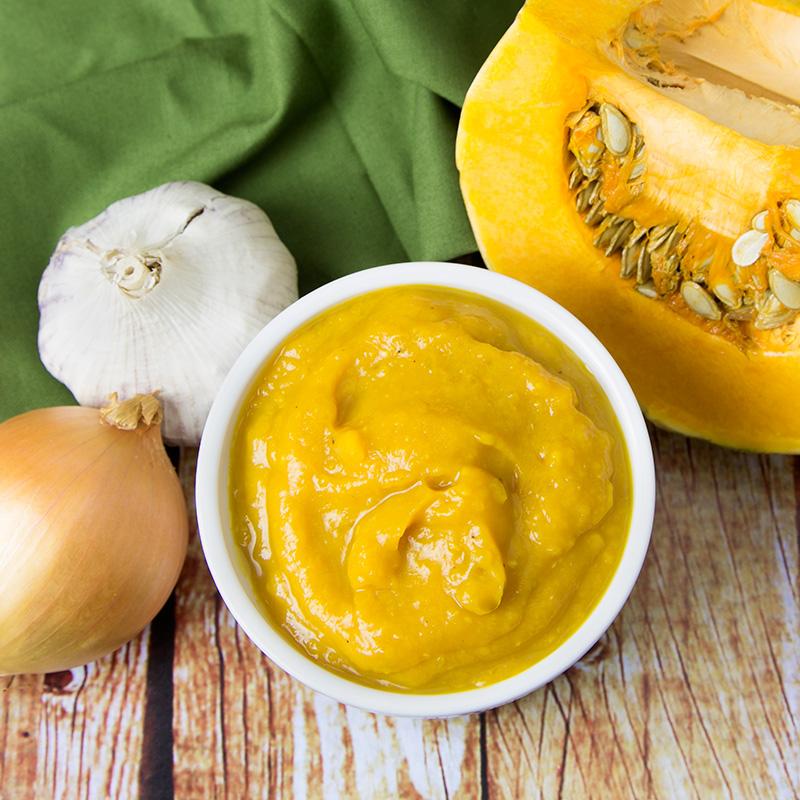 Home-made Savoury Pumpkin Puree | Om Nom Ally
