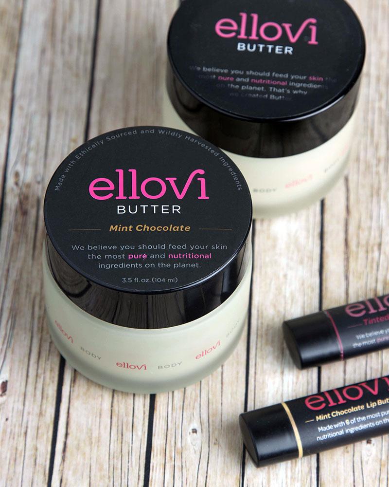 Product Review: Ellovi Mint Chocolate Butter + Lip Butter