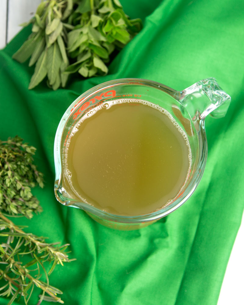 Herbal Healing Broth